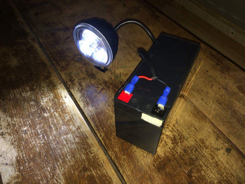 Fée électricité...