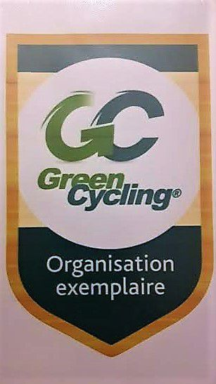 Le fanion d' EcoCyclo