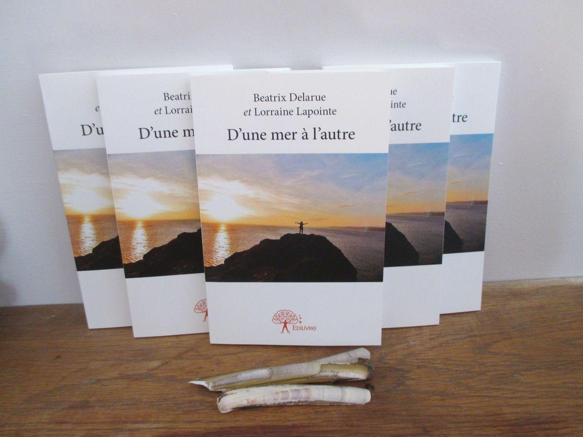 Une rencontre autour de notre recueil : D'une mer à l'autre