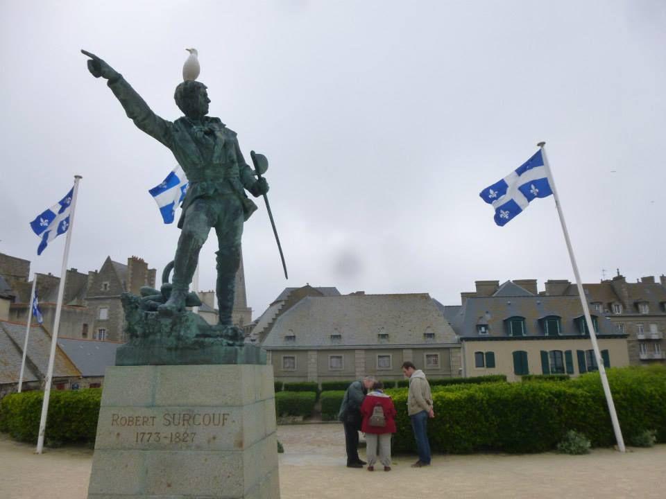 Saint-Malo. Mai 2015. © Jean-Louis Crimon
