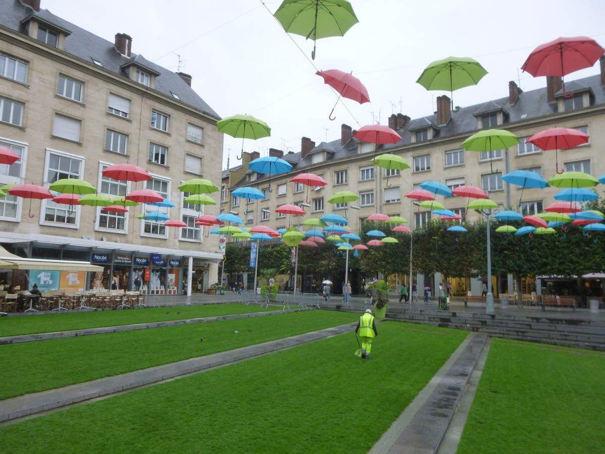 Amiens. Août 2015. . © Jean-Louis Crimon