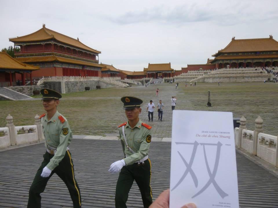 Pékin. Cité Impériale. 14 Sept. 2014. © Jean-Louis Crimon