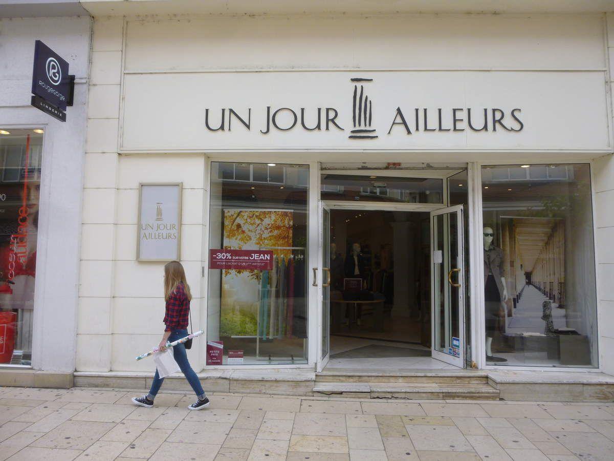 Amiens. Rue des 3 Cailloux. 2015.  © Jean-Louis Crimon