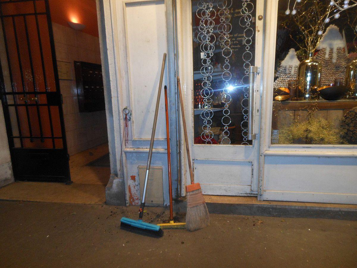 Paris. Balais du soir. 2012. © Jean-Louis Crimon