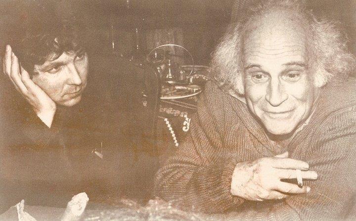 Compiègne. Léo et toi. 1983. © DR