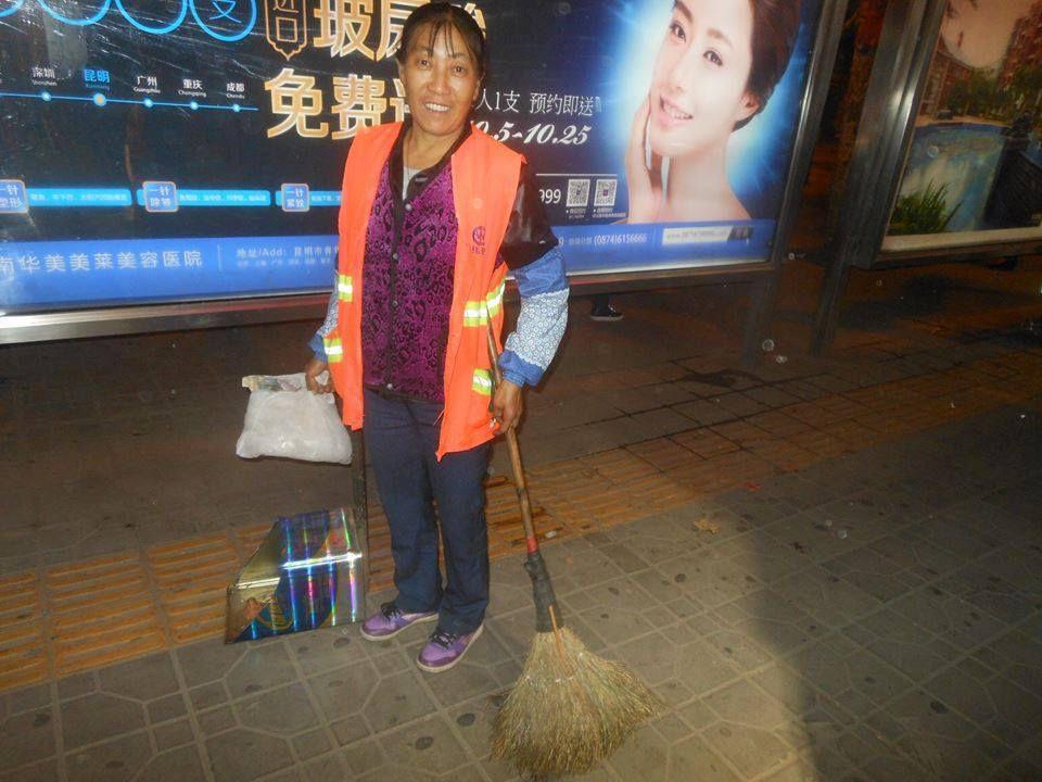 Kunming. Yunnan. Chine. Oct. 2013. © Jean-Louis Crimon