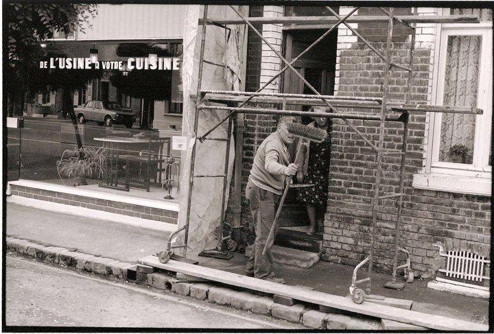 Amiens. Juillet 1981. © Jean-Louis Crimon