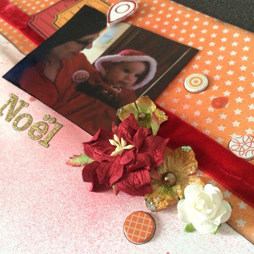 Fil&amp&#x3B;Scrap #3 Petite Mère Noël