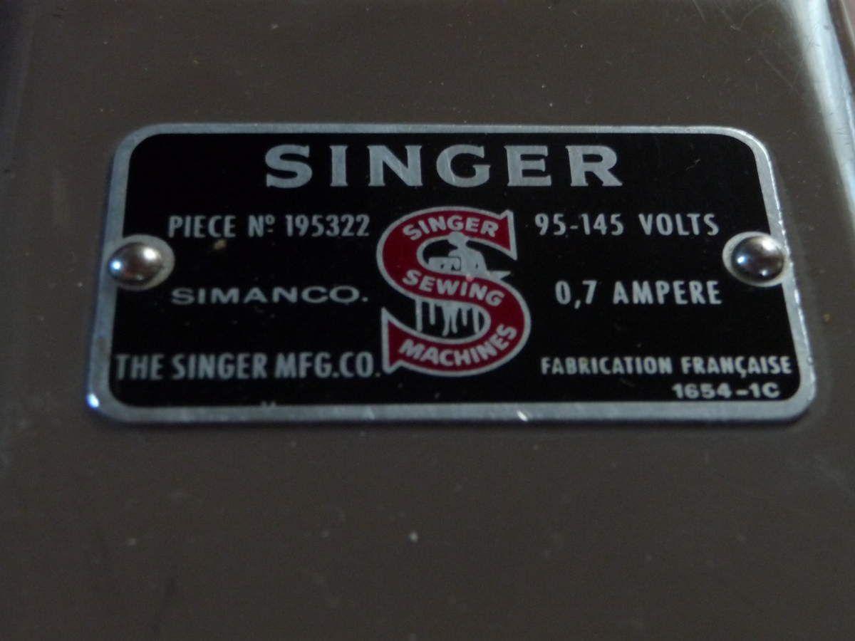 La Compagnie Singer