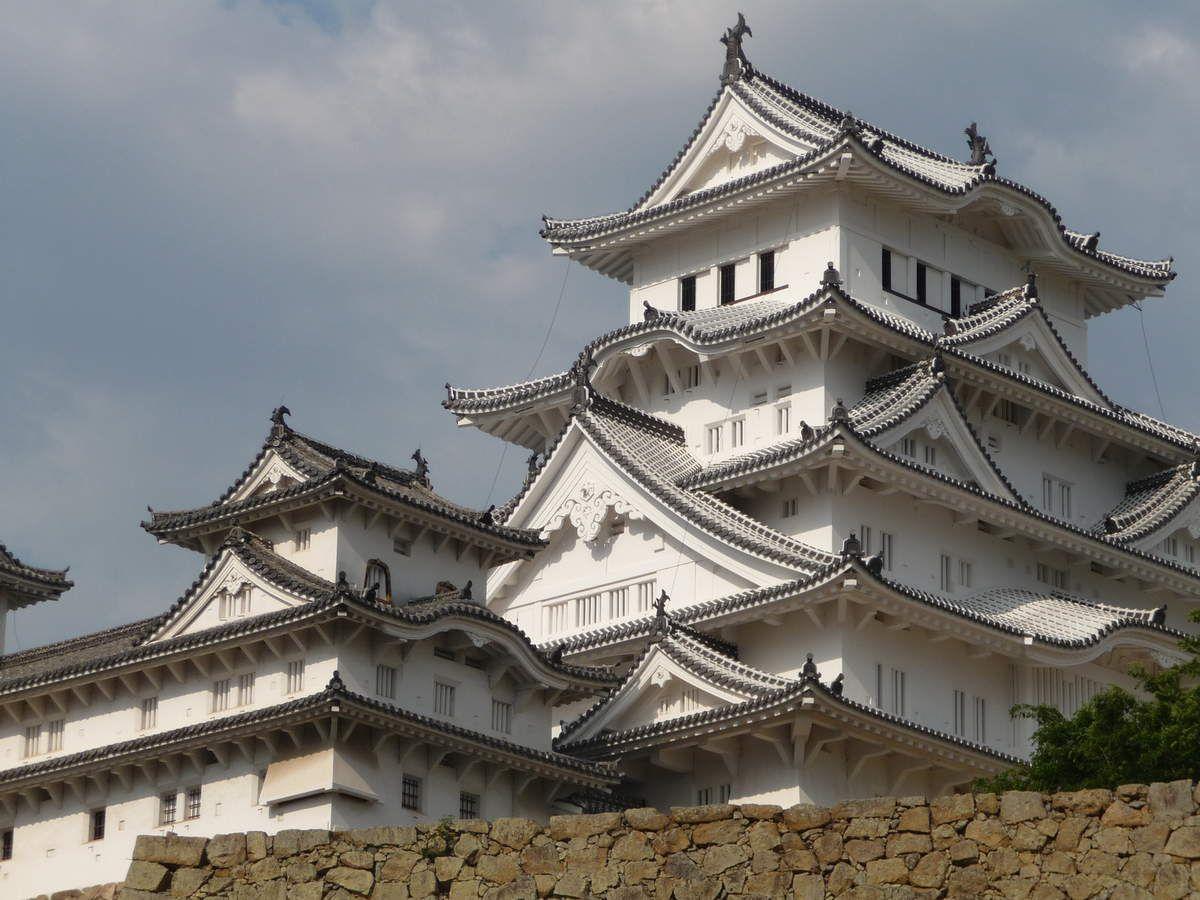 Château du Héron blanc à Himeji