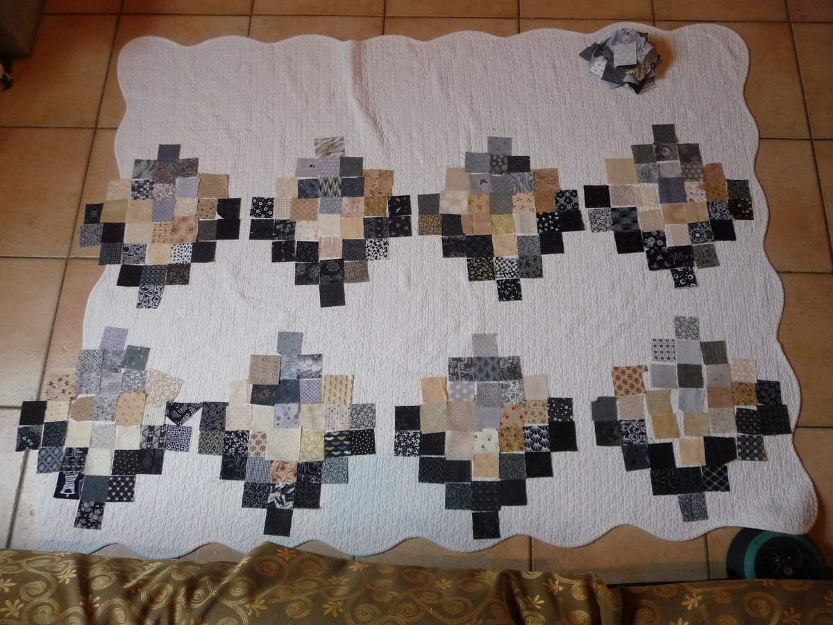 Charm Quilt