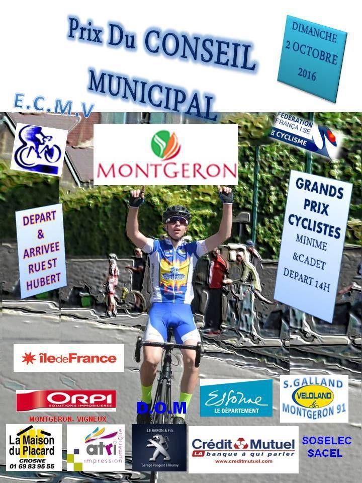 Prix du Conseil Municipal de Montgeron