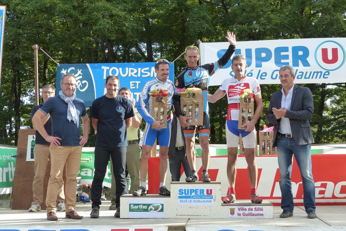 Le 25 septembre 2016, un podium à la Gamelle Trophy