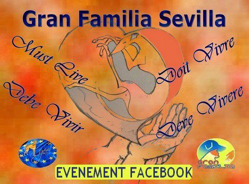 EVENEMENT FACEBOOK GRAN FAMILIA