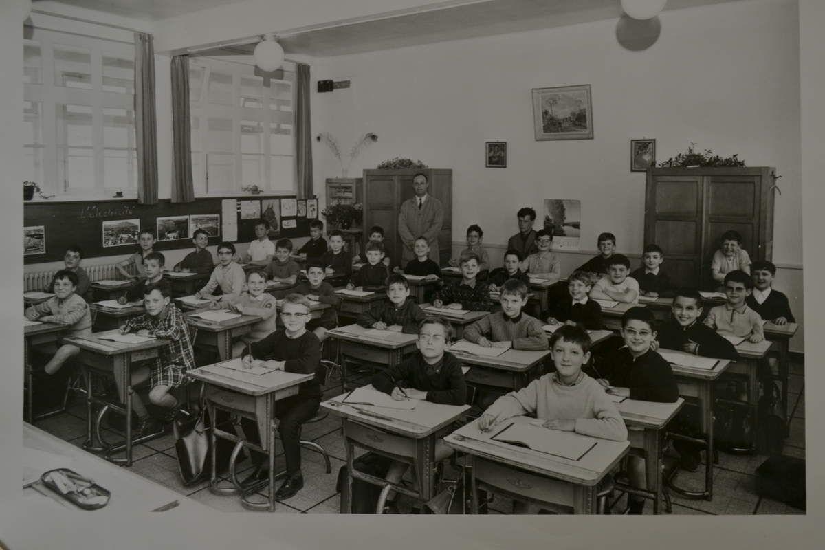 La classe de M Montois, 1966-1967