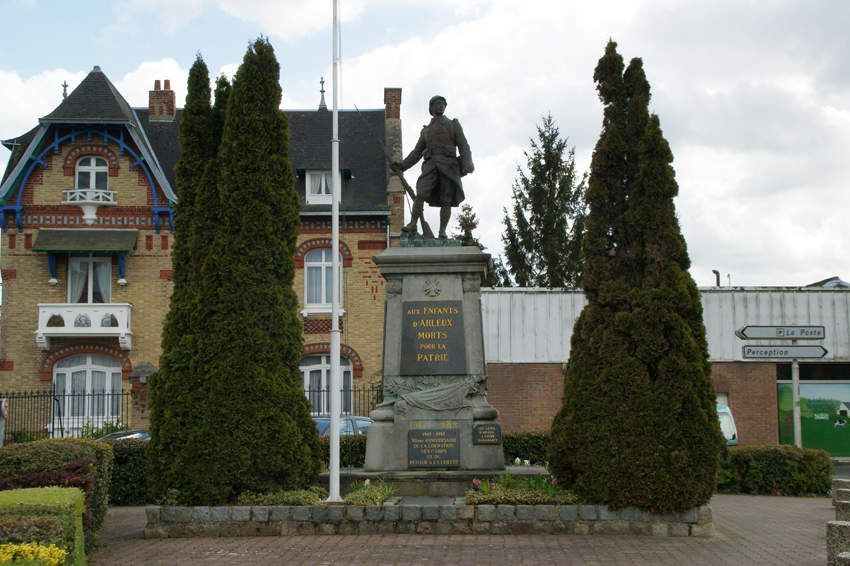 Le monument (source Lille 3)