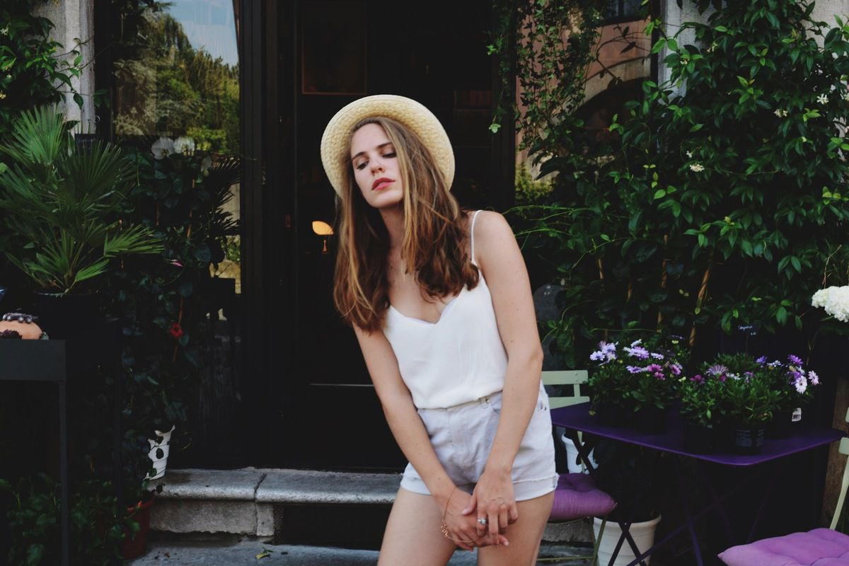 Look à Annecy ♥
