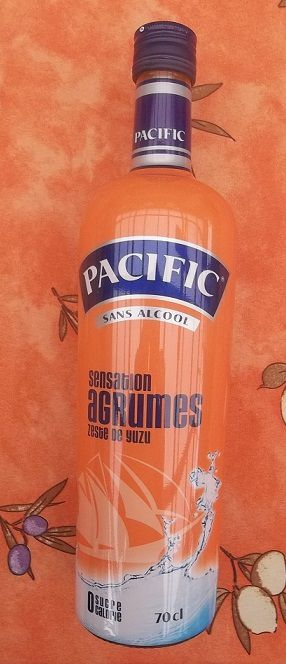 Bouteille Pacific