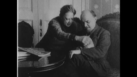 21 JANVIER 1924 :mort de LENINE
