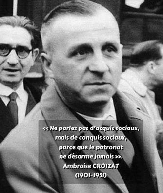 HISTOIRE:le 12 août 1946, il y a 71 ans, la SÉCURITÉ SOCIALE était créée !