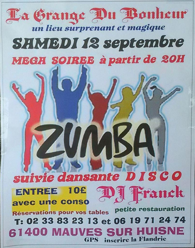 Zumba et danse