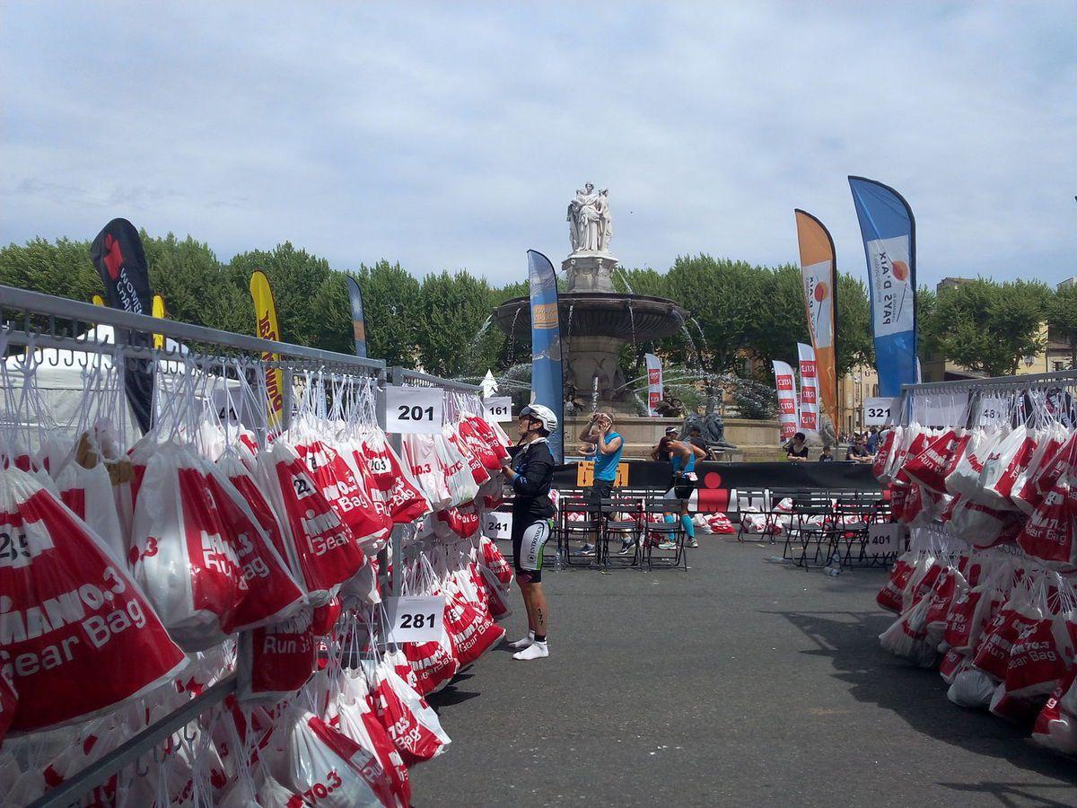 Ironman d'Aix 2015