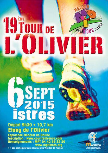 Tour de l'Olivier 2015