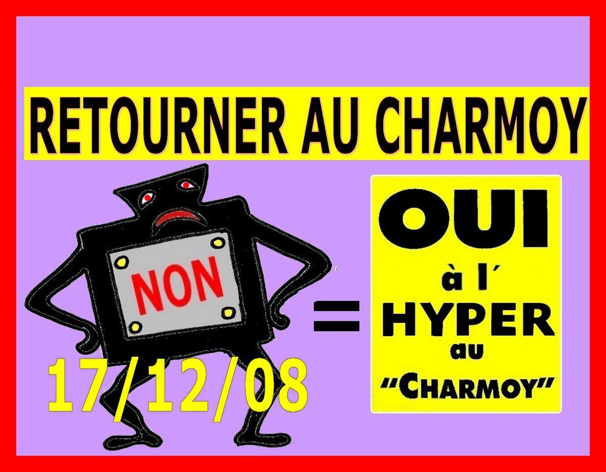 Album - Retourner au Charmoy
