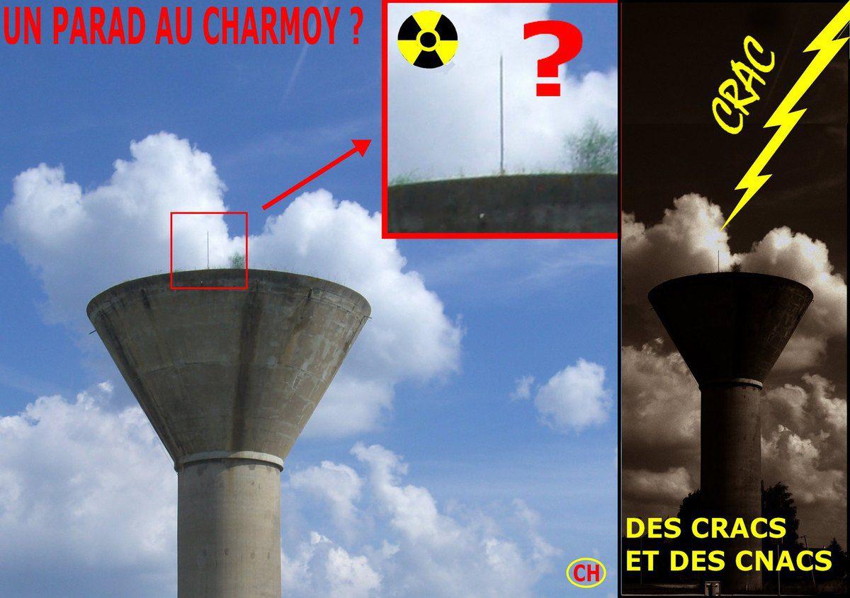UN PARAD AU CHARMOY ? - du 16 JUIN 2015 (J+2372 après le vote négatif fondateur)
