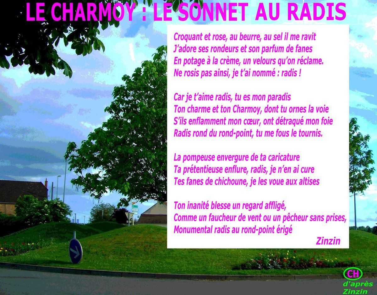 Le sonnet au radis