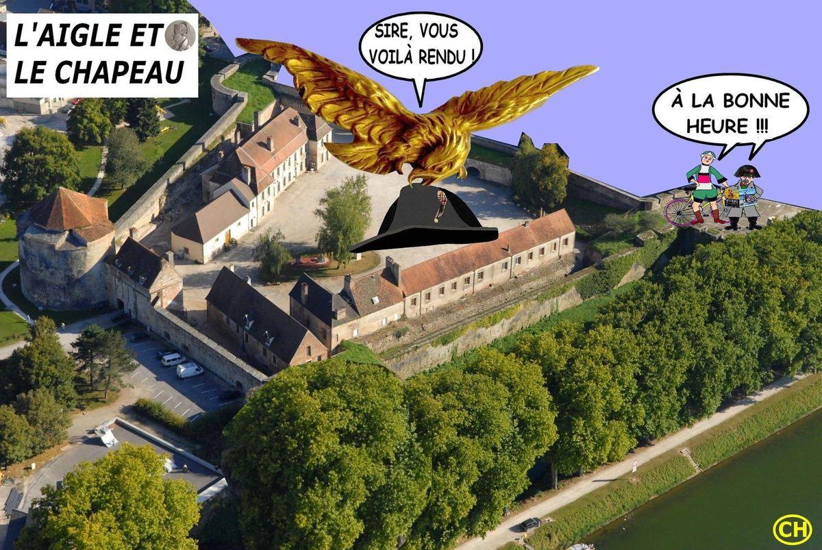 L'Aigle et le Chapeau de Napoléon