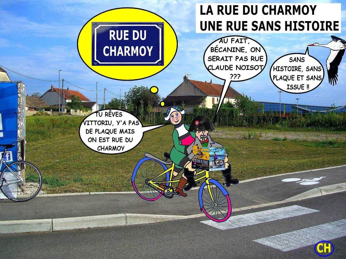 ALBUM RUE DU CHARMOY