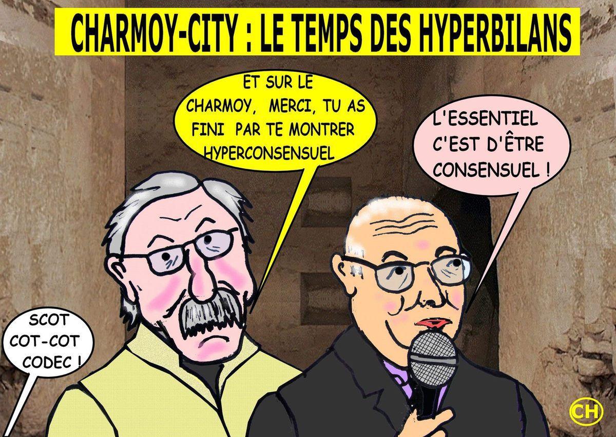 Le temps des hyperbilans au Charmoy