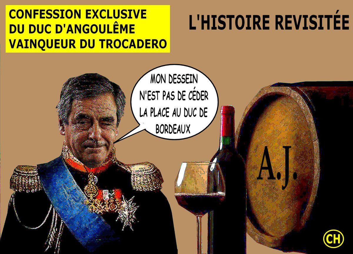 Le vainqueur du Trocadéro cèdera-t-il au Duc de Bordeaux