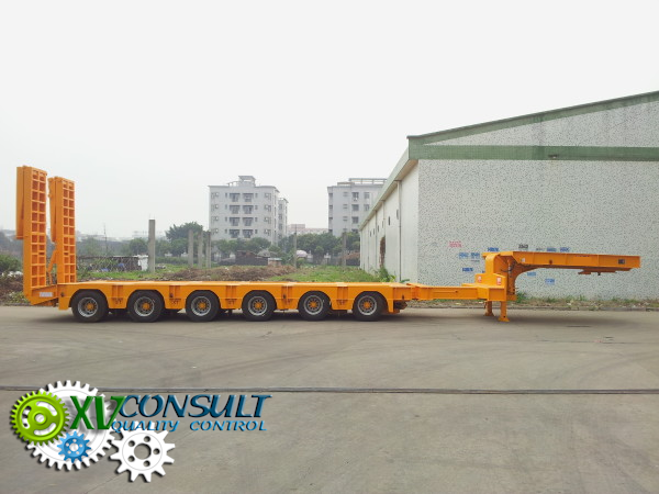 China Lowbed Trailer - Select high quality Lowbed Trailer products