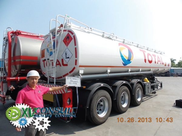 Semirremolque -Combustible - ADR  AVIACION - 34000 - Litros - China