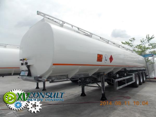 Semirremolque -Combustible - ADR   - 38000 - Litros - China