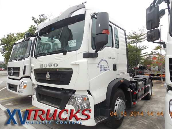 Camiones -Tractor- Howo -4x2