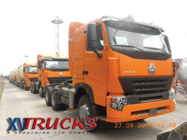 Camiones -Tractor- Howo -A7- 420 -6x4- China