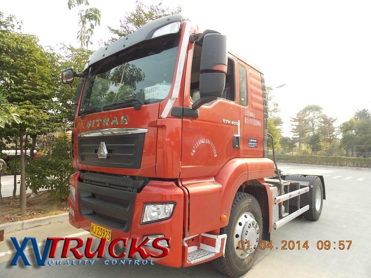 Camiones- Tractor -SITRAK - 4X2