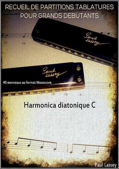 pour harmonica chromatique