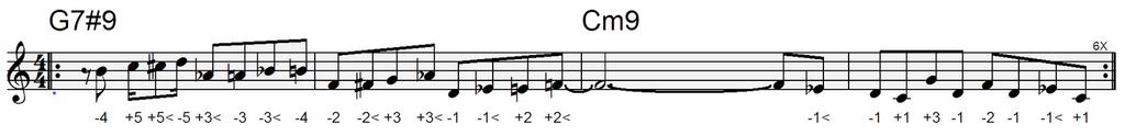 Exercice 11 - Harmonica chromatique