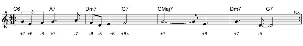 Exercice 26 - Harmonica chromatique