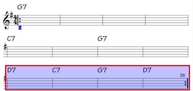 Exercice 80 - Harmonica C