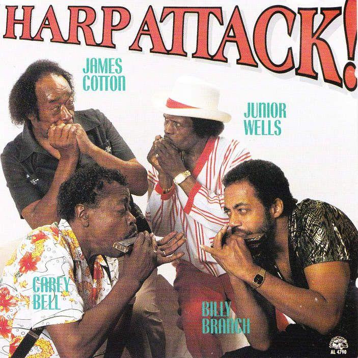 Harp Attack ! - Tonalités d'harmonicas - Harmonica keys