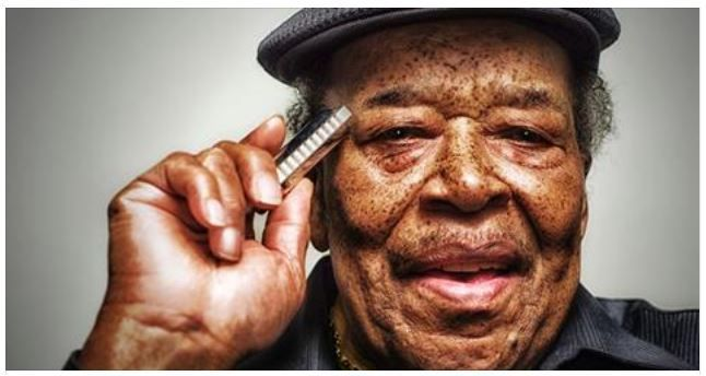 James Cotton - You don't have to go - Harmonica A