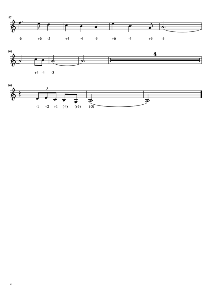 Sad Romance - B.O Over the Green Fields - Harmonica chromatique