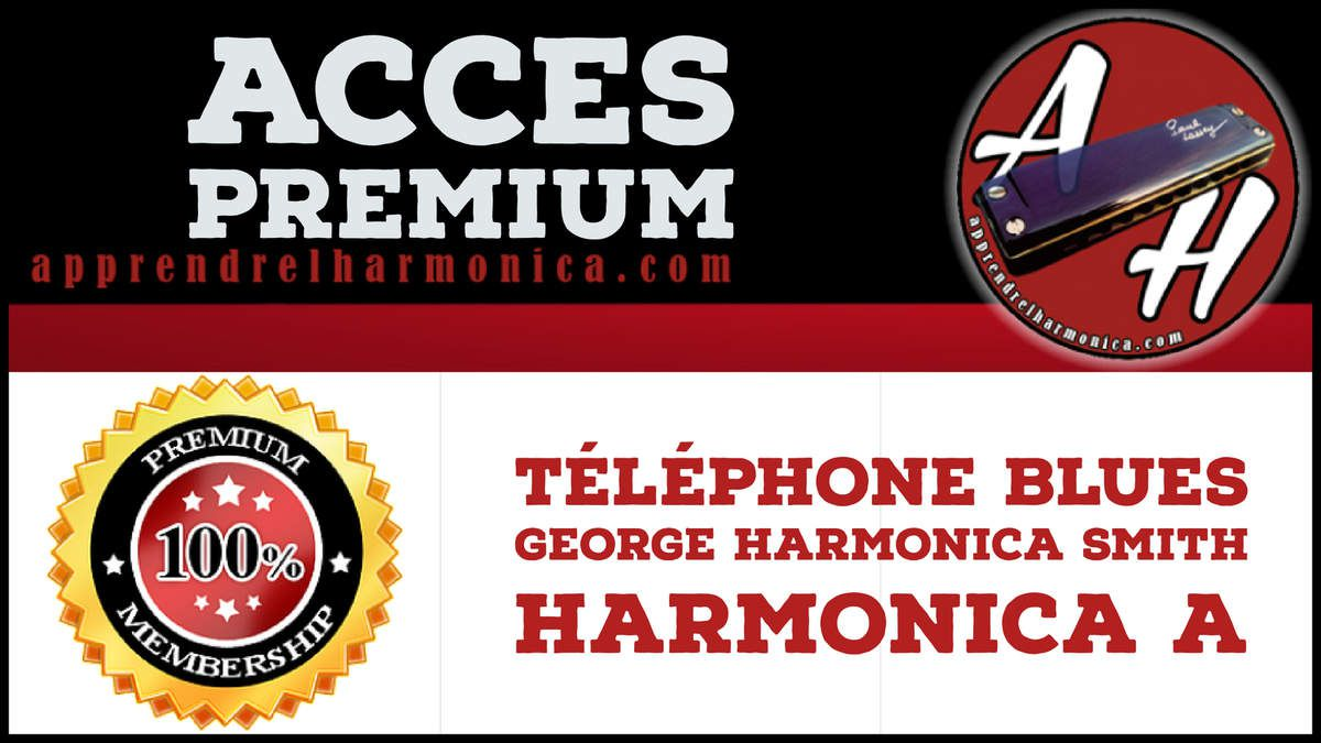 t l phone blues george 39 39 harmonica 39 39 smith harmonica a le blog du site. Black Bedroom Furniture Sets. Home Design Ideas
