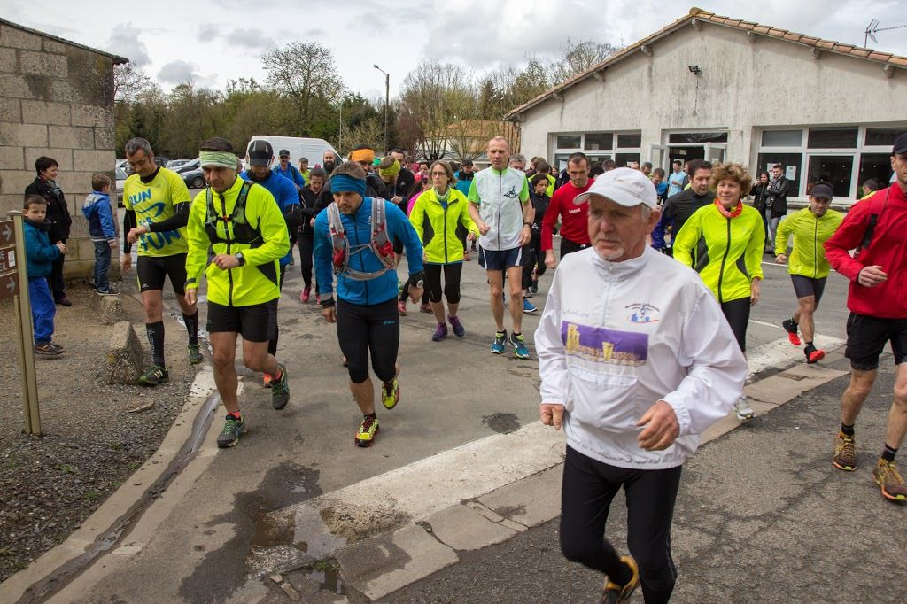 """Il y avait """"sans doute""""  près de 70 runners"""
