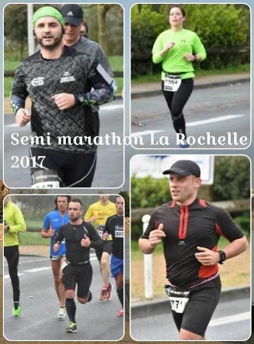 Les Résultats du Semi-Marathon de La Rochelle